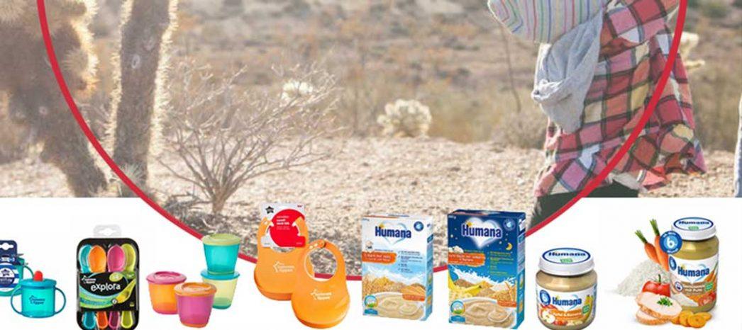 Castiga un kit pentru diversificarea alimentatiei bebelusului tau!