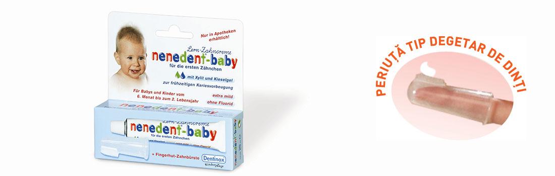 ingrijirea dintilor bebelusului