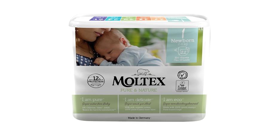 Scutece ECO Moltex 1