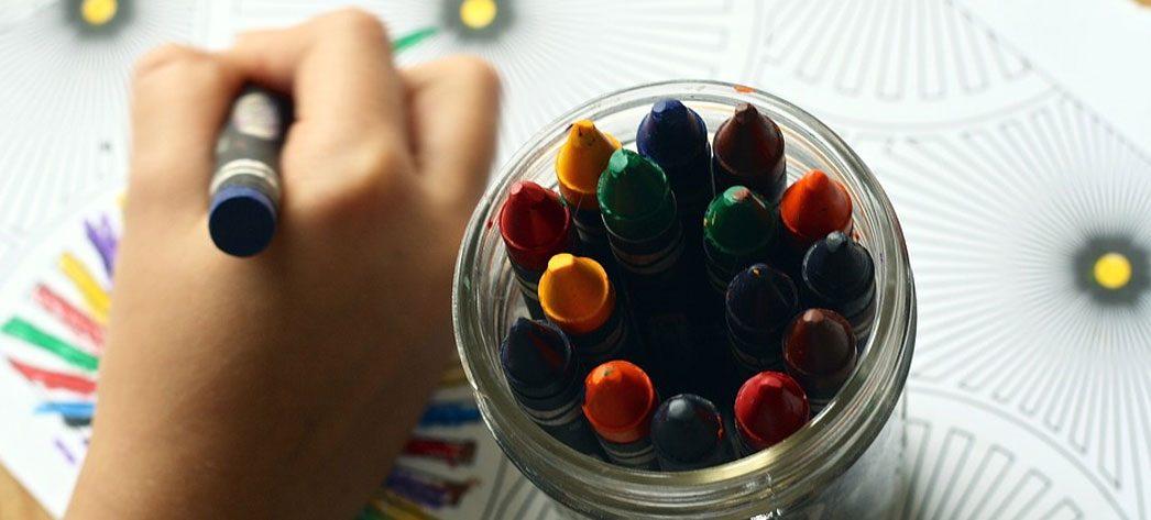 Fise de colorat pentru copii