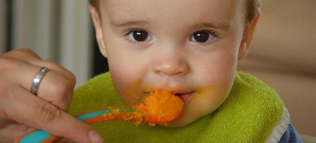 Piure de morcovi - reteta diversificare