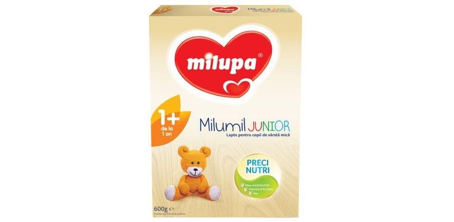 Lapte praf Milupa Milumil Junior 1+