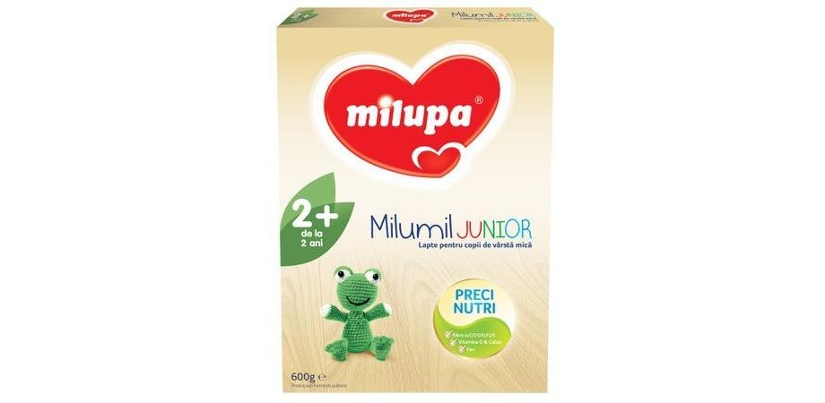 Lapte praf Milupa Milumil Junior 2+