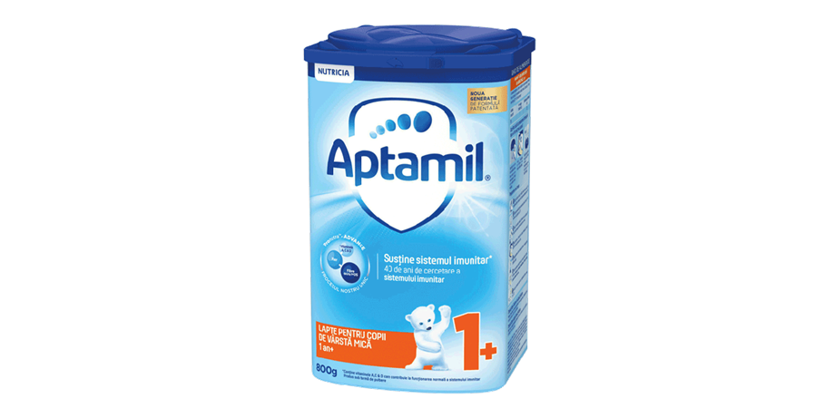Lapte praf Nutricia Aptamil Junior 1+