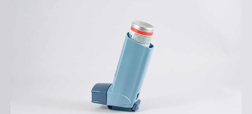 inhalator astm tratament
