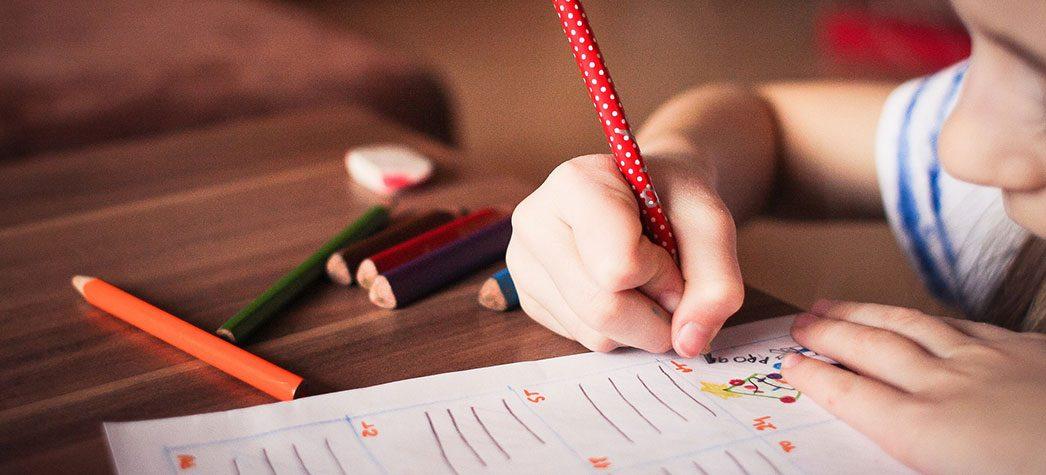 Agrafia la copii – tulburare scris-citit