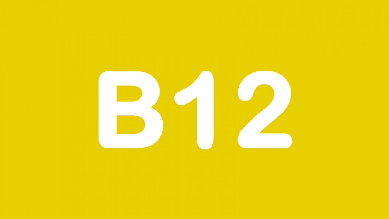doză mare b12 pierdere în greutate)