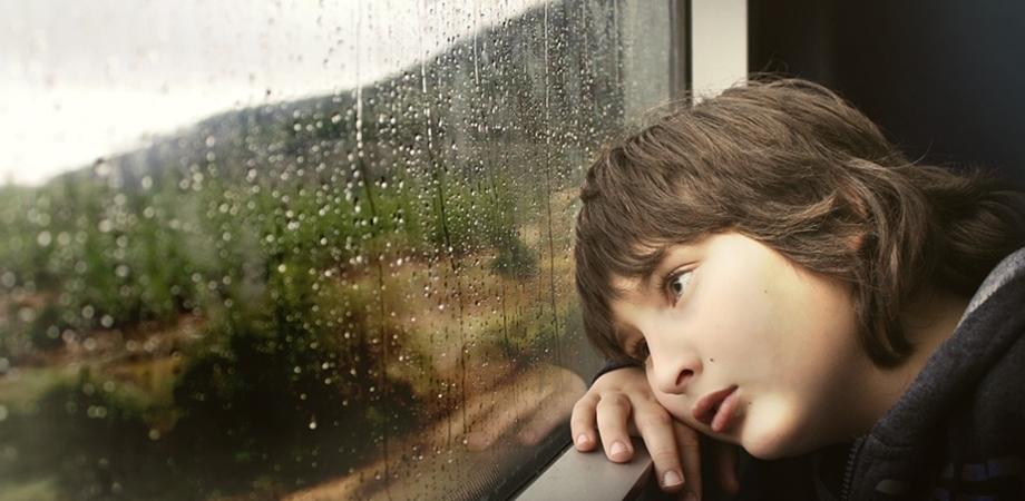 cum sunt afectati copiii de divort