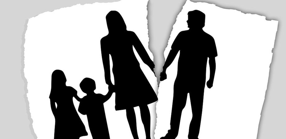 divortul cu copii