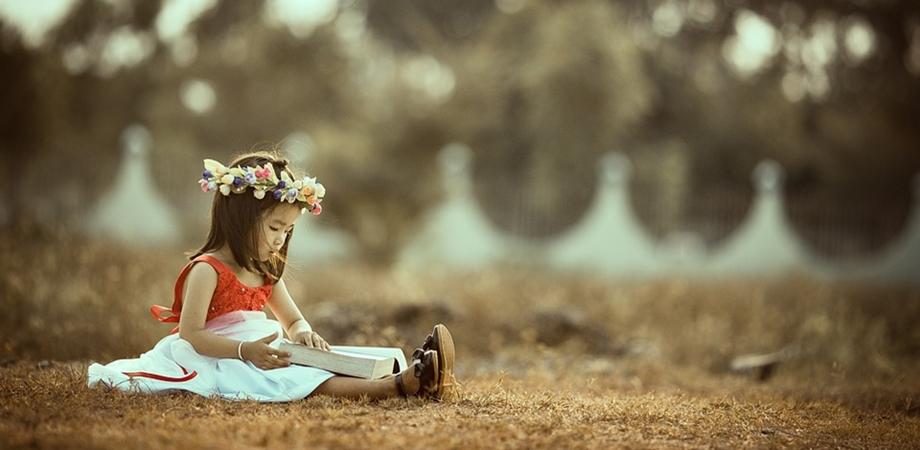 copiii si cititul