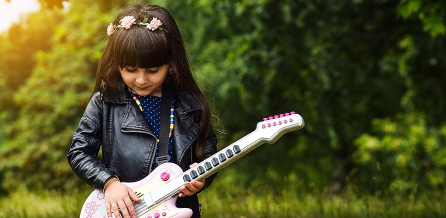 copiii si muzica