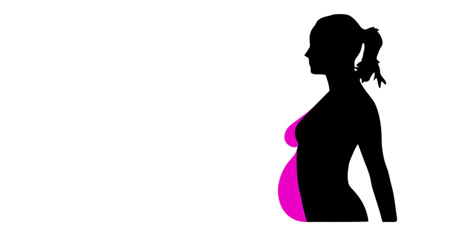 burtica in prima luna de sarcina