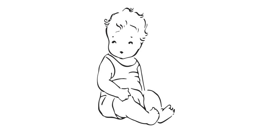 bebe 11 luni