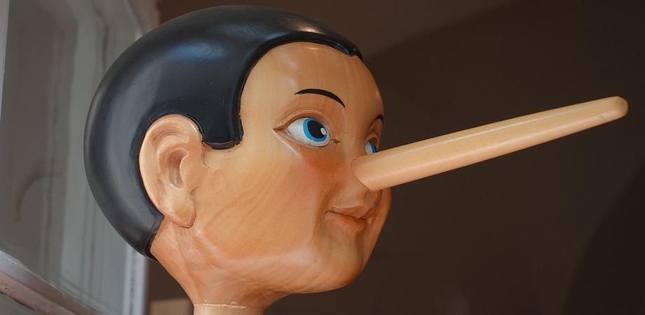 minciuna la copii