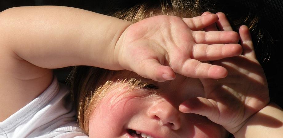 cum se manifesta timiditatea la copii