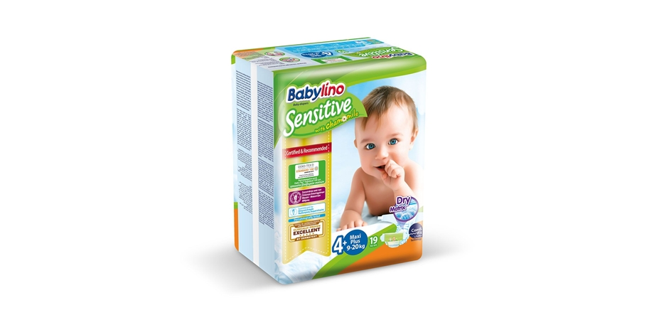 Scutece Babylino Sensitive