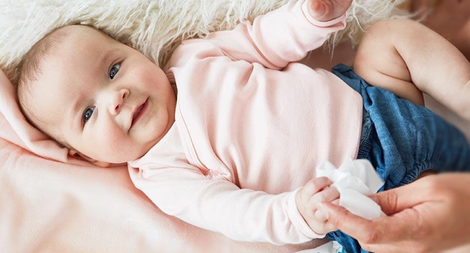 servetele umede pure bebelusi
