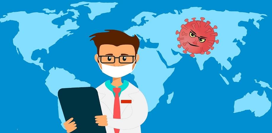 coronavirus transmitere