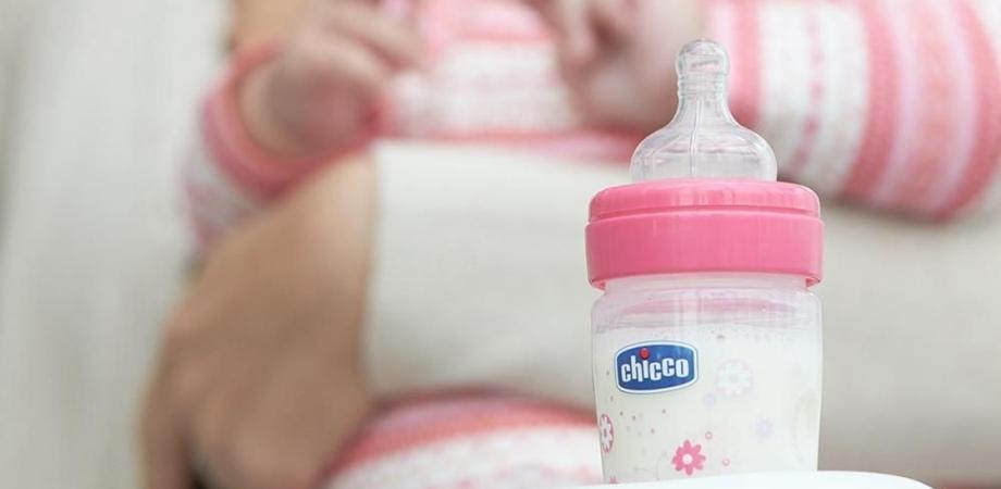 incalzire lapte bebelus