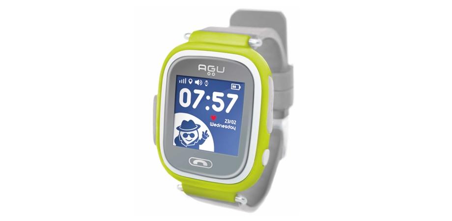 Ceas cu GPS pentru copii Mr. Securio AGU