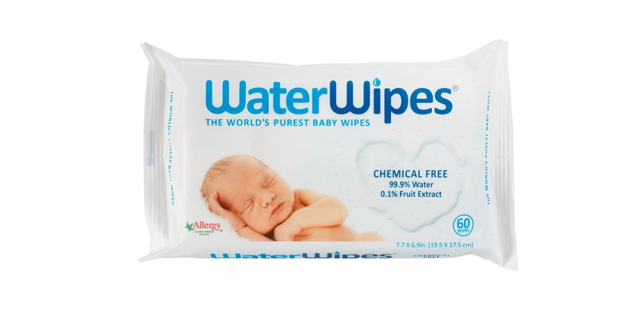 Servetele umede pentru bebelusi, Water Wipes