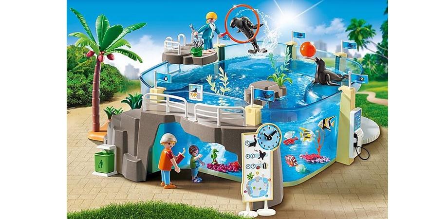 Acvariu Family Fun Playmobil