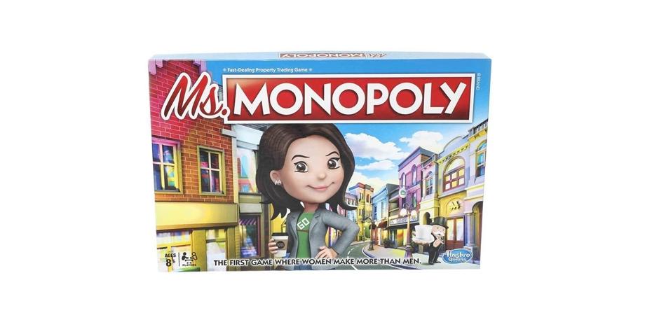 Doamna Monopoly Hasbro