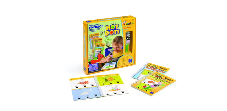 Carduri HOT DOTS Fonetica Educational Insights