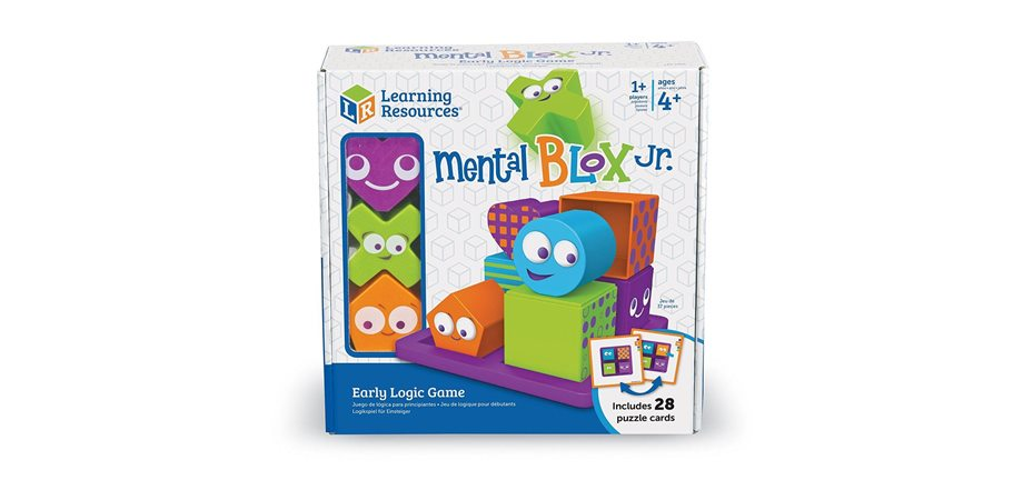 Joc de logica - Mental Blox Junior Learning Resources