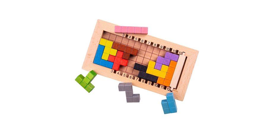 Joc de logica - Tetris BigJigs