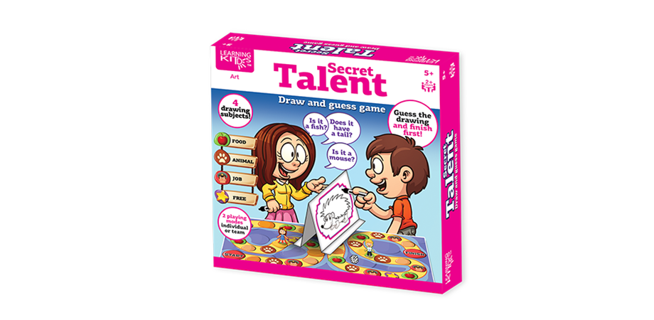 Joc interactiv, Secret talent