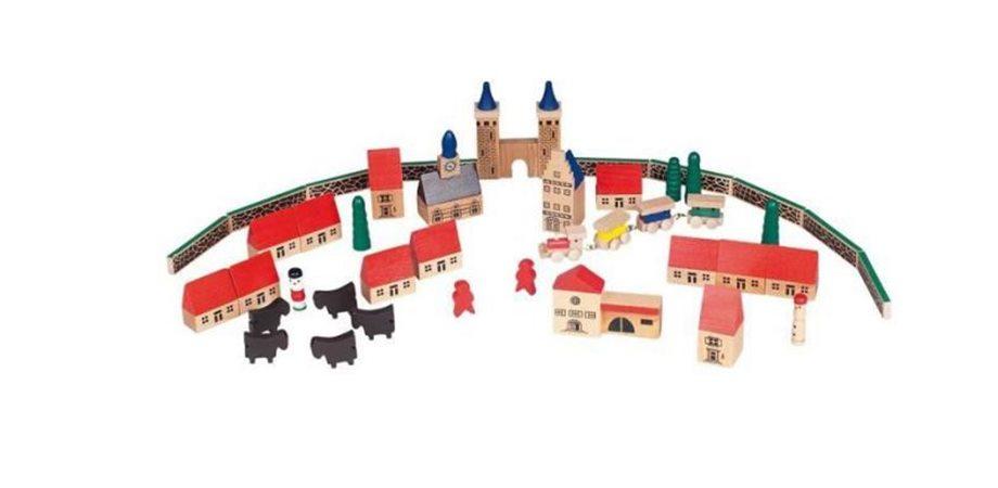 Joc de constructii Oraselul Goki