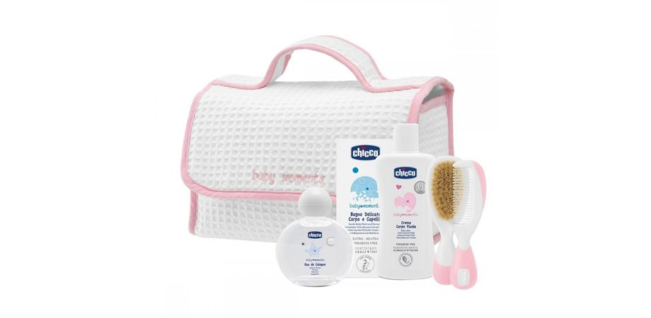 Set cadou Baby Moments Chicco