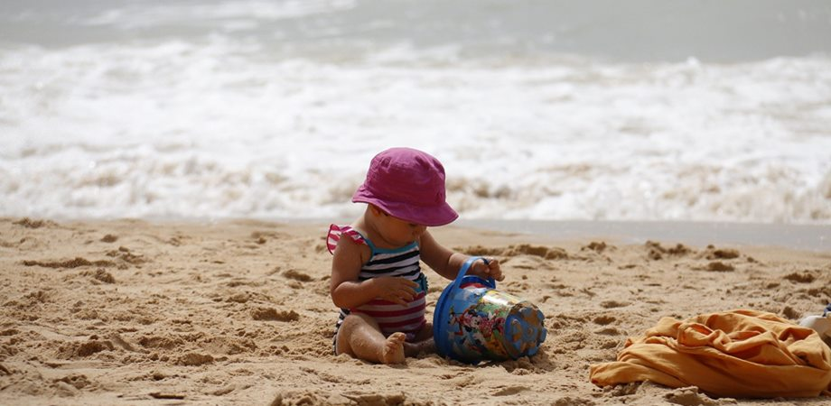 protectia solara la copii si bebelusi