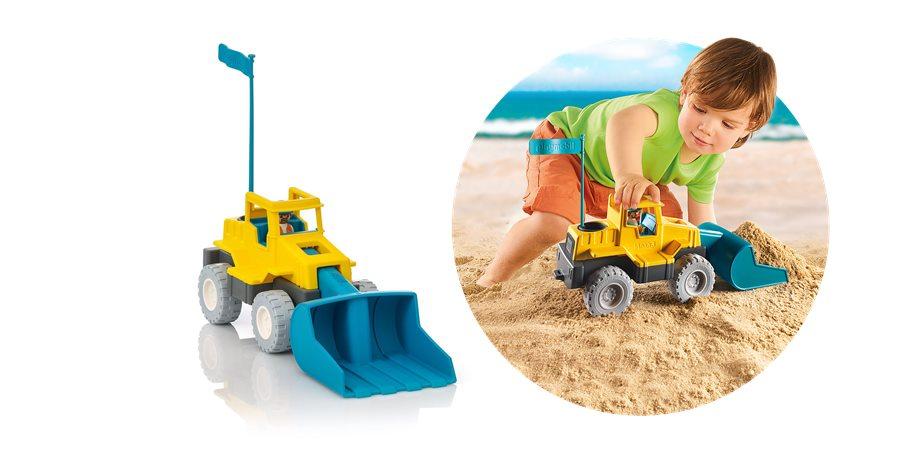 Excavator Playmobil
