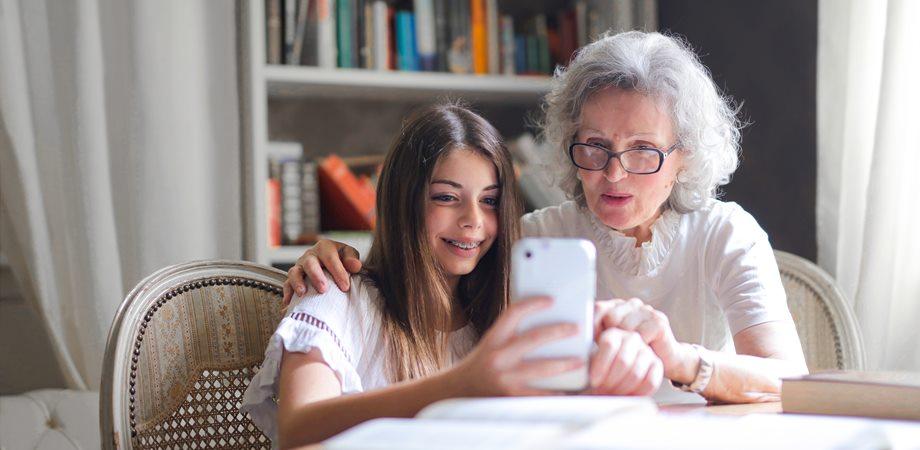 timpul petrecut cu bunicii