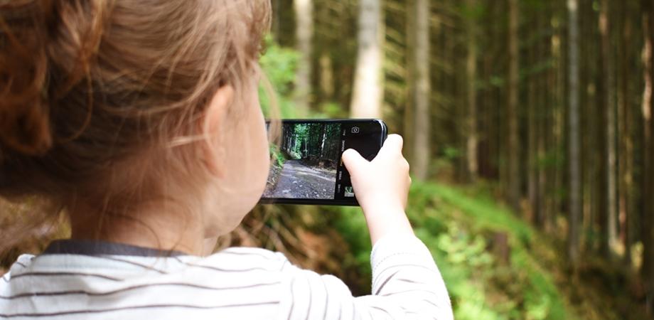 utilizarea telefonului la copii