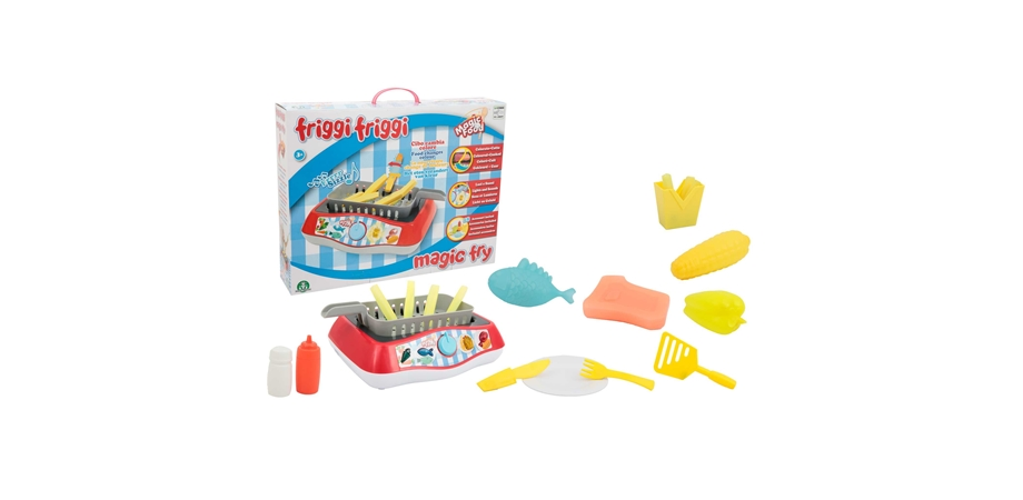 Plita magica Friggi Friggi Magic Food