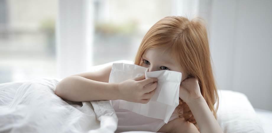alergia la ambrozie la copii