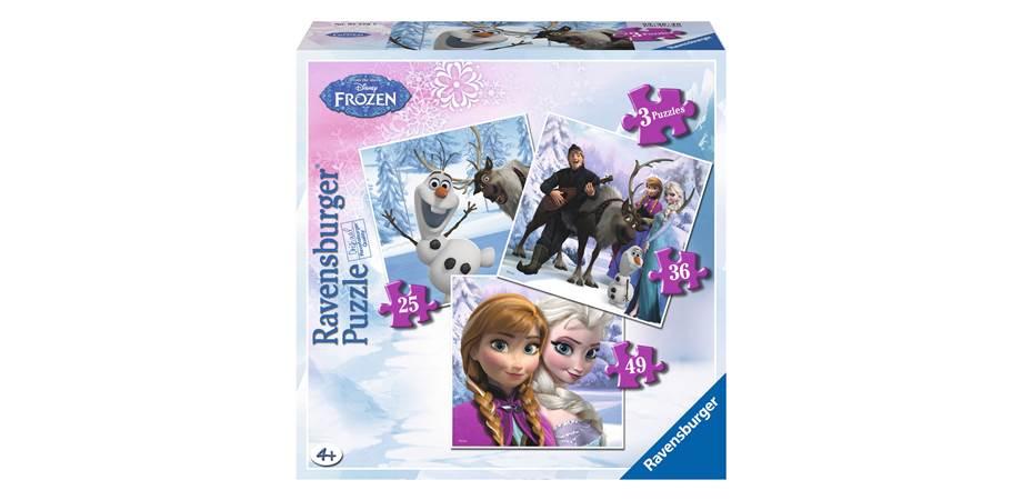 Puzzle Frozen Ravensburger