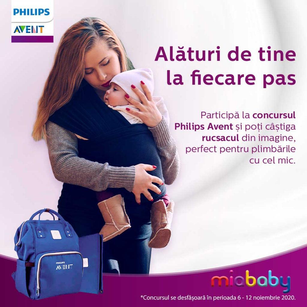 concurs miababy philips advent