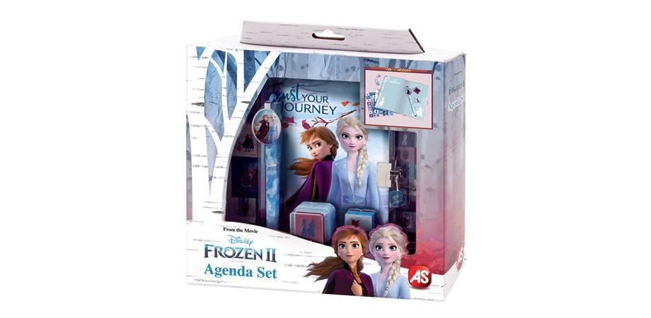 Set Agenda si accesorii Frozen II As
