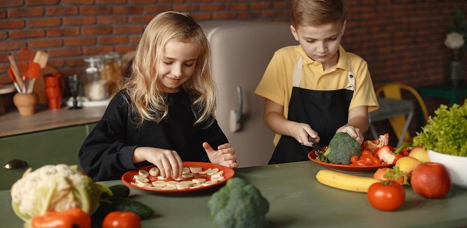 cum sa convingi copilul sa manance legume