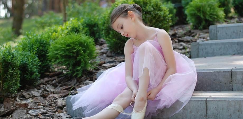 baletul la copii beneficii