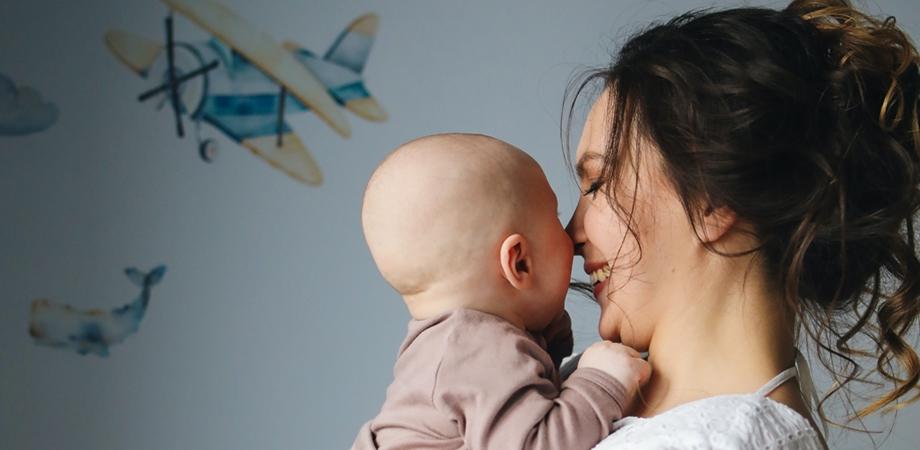 legatura mama copil