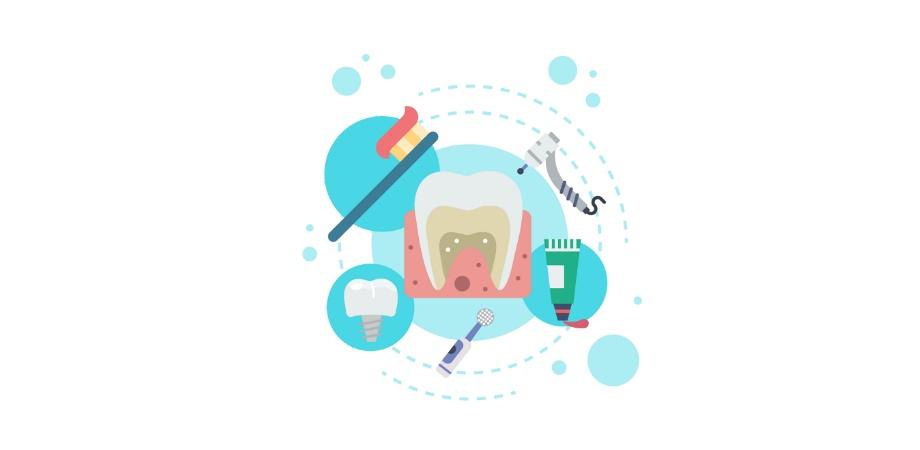 reducerea durerilor dentare