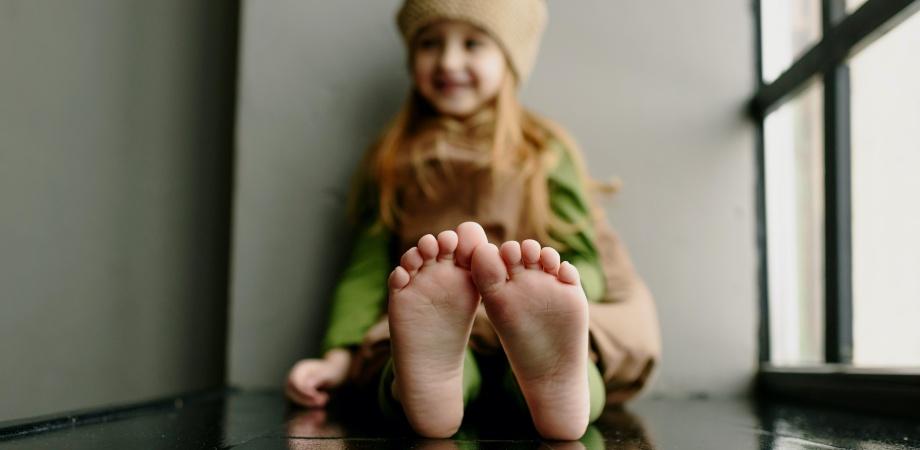 unghia incarnata la copii